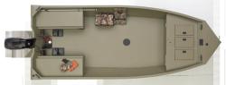 2010 - Lowe Boats - RV160