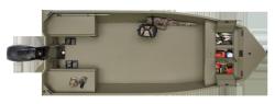2010 - Lowe Boats - RV190SC