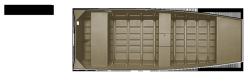 2010 - Lowe Boats - L1648T