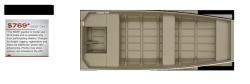 2010 - Lowe Boats - L1236