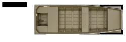 2010 - Lowe Boats - L1436
