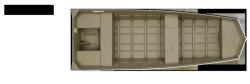 2010 - Lowe Boats - L1440M