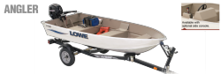 2010 - Lowe Boats - A1257