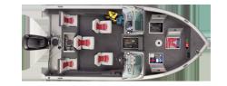 2011 - Lowe Boats - FS 175
