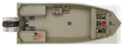 2011 - Lowe Boats - RV160