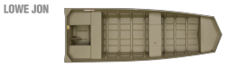 2011 - Lowe Boats - L1440M