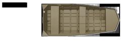2011 - Lowe Boats - L1448M