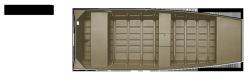 2011 - Lowe Boats - L1648T