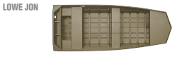 2011 - Lowe Boats - L1652MT