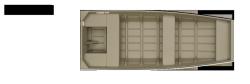 2011 - Lowe Boats - L1236