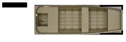 2011 - Lowe Boats - L1436