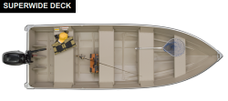 2011 - Lowe Boats - A1457
