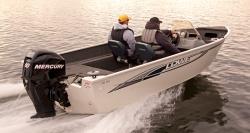 2012 - Lowe Boats - FM165 Classic