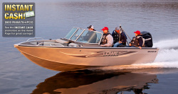 2012 - Lowe Boats - FS185