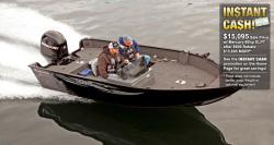 2012 - Lowe Boats - FM165 Pro SC