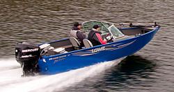 2012 - Lowe Boats - FM165 Pro WT