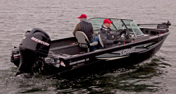 2012 - Lowe Boats - FM175 Pro WT