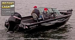 2012 - Lowe Boats - 185 Pro WT