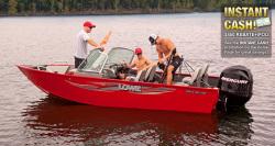 2012 - Lowe Boats - FS165