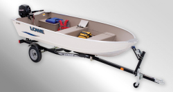 2012 - Lowe Boats - V1467T