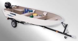 2012 - Lowe Boats - V1667T