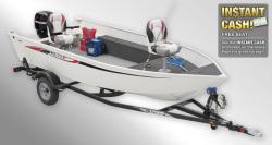 2012 - Lowe Boats - A160T
