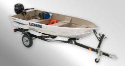 2012 - Lowe Boats - V1257