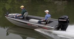 2012 - Lowe Boats - Stryker 16 SS