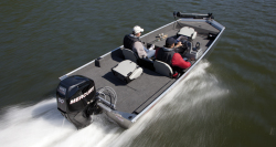2012 - Lowe Boats - Stryker 17
