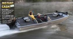 2012 - Lowe Boats - Stinger ST175