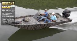 2012 - Lowe Boats - ST175 PC Camo