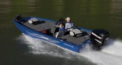 2012 - Lowe Boats - Stinger ST195