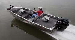 2012 - Lowe Boats - Stryker 16
