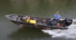 2012 - Lowe Boats - Frontier 1546