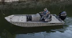 2012 - Lowe Boats - Frontier 1650SC