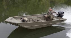 2012 - Lowe Boats - Frontier 1756