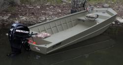 2012 - Lowe Boats - Frontier 1756SC