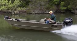 2012 - Lowe Boats - Frontier 1650