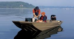 2012 - Lowe Boats - L1032