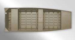2012  - Lowe Boats - L1648
