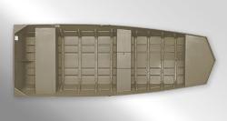 2012 - Lowe Boats - L1648M