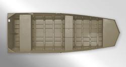 2012 - Lowe Boats - L1648MT