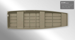 2012 - Lowe Boats - L1232