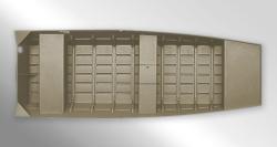 2012 - Lowe Boats - L1648T