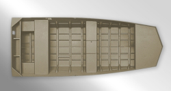 2012 - Lowe Boats - L1652MT