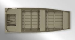 2012 - Lowe Boats - L1436