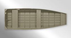 2012 - Lowe Boats - L1436L