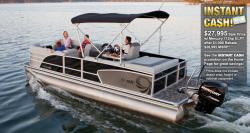 2012 - Lowe Boats - Platinum 23 Luxury Cruise