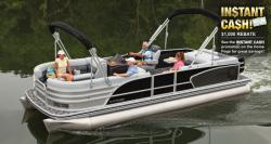 2012 - Lowe Boats - Platinum 25 Luxury Cruise