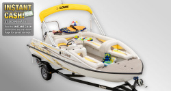 2012 - Lowe Boats - SD190 Sport Deck Cruiser